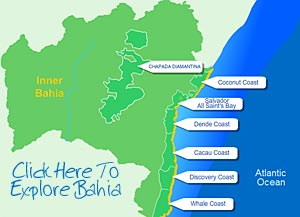 Click here to open our map of Bahia