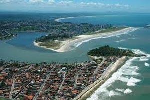 Aerial View Ilheus Bahia