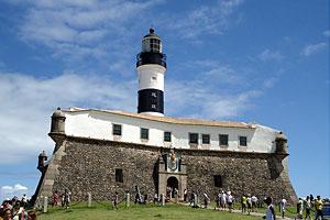 Lighthouse Barra Salvador