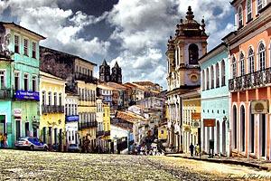 Salvador Old Town