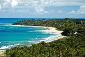 Trancoso Beach Bahia